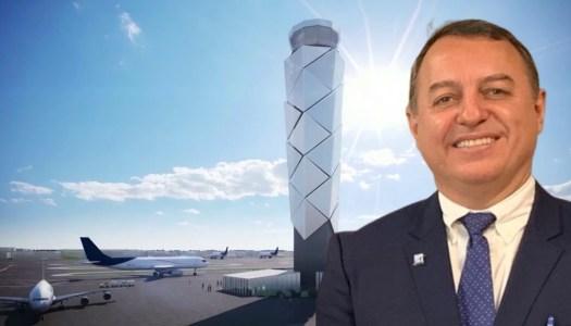 """Santa Lucía sorprende al Airports Council: """"conocen lo que están haciendo"""""""