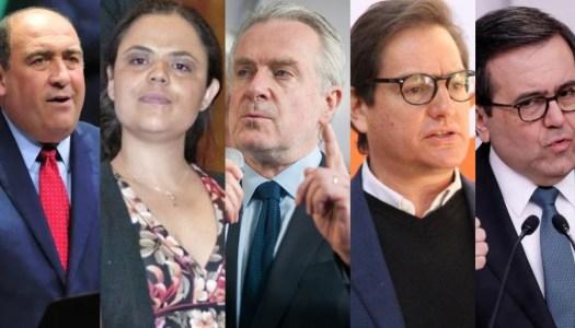 Políticos con oscuro pasado vuelven a San Lázaro por la vía plurinominal