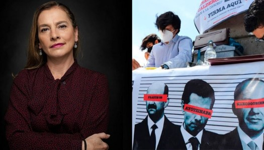 Beatriz Gutiérrez llama a participar en la consulta para enjuiciar a expresidentes