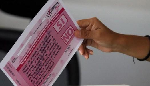 Comunidad tsotsil exige al INE una casilla para votar en la Consulta