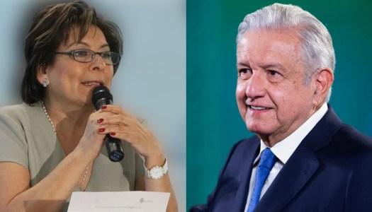 Isabel Miranda de Wallace está en la mira de AMLO por torturadora