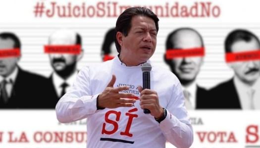 Morena tiene listo un plan B para juzgar a los ex Presidentes