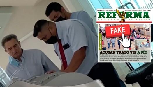 Aeroméxico desmiente a medios; niega trato VIP a hermano de AMLO