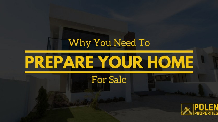 Why you should prepare your home for sale