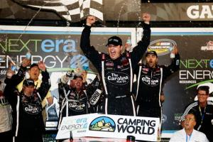 Camping World | Sauter Wins at Daytona