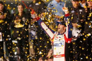 2013 charlotte nascar sprint all star race jimmie johnson in victory lane