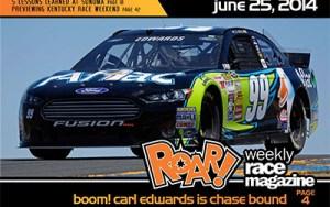 ROAR! June 25, 2014
