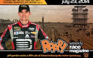 ROAR! July 23, 2014