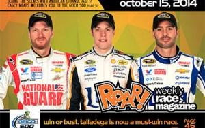 ROAR! October 15, 2014