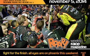 ROAR! November 5, 2014