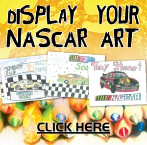 Can you draw NASCAR?