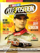 NASCAR Pole Position Atlanta 2015