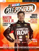 NASCAR Pole Position Dover 2015 (May)