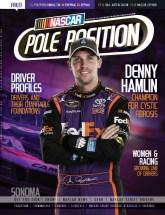 NASCAR Pole Position Sonoma 2015
