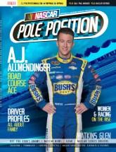 NASCAR Pole Position Watkins Glen 2015