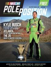 NASCAR Pole Position Atlanta in February 2016