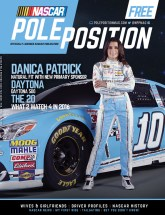 NASCAR Pole Position Daytona February 2016