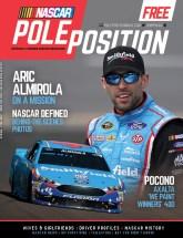 NASCAR Pole Position Pocono in June 2016