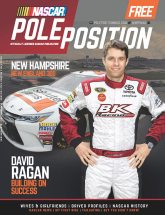 NASCAR Pole Position New Hampshire in September 2016