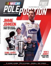 NASCAR Pole Position Year in Review 2016