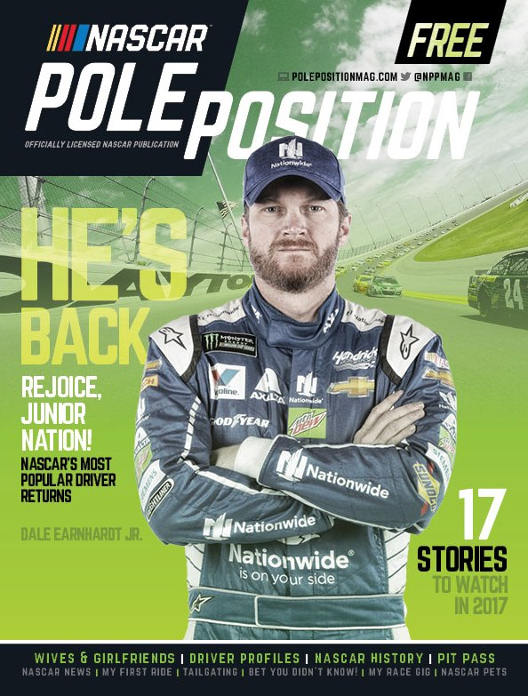 NASCAR Pole Position Feb/March 2017