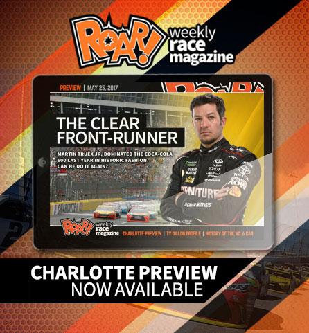 ROAR Charlotte Preview