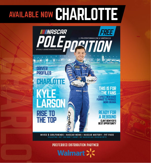 Charlotte Edition of NASCAR Pole Position Now Available