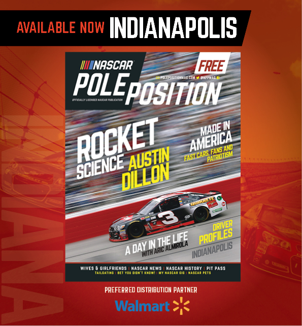 NASCAR Pole Position Indianapolis Edition Now Available