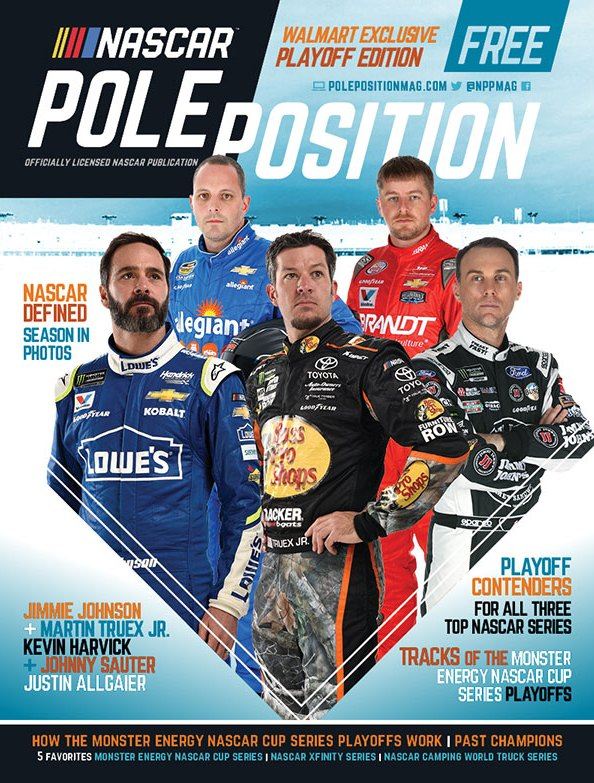 NASCAR Pole Position Playoff Edition 2017