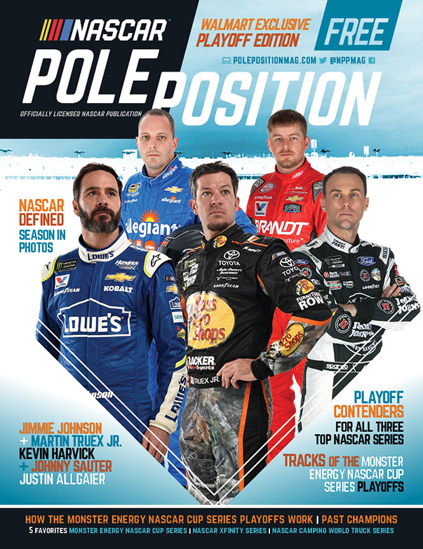 NASCAR Pole Position 2017 Playoff Edition