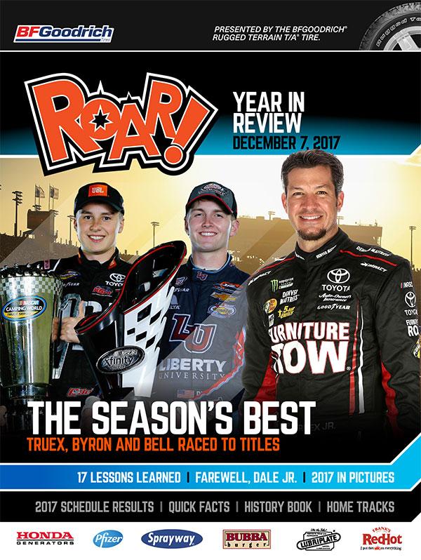 ROAR! 2017 Season in the Rearview