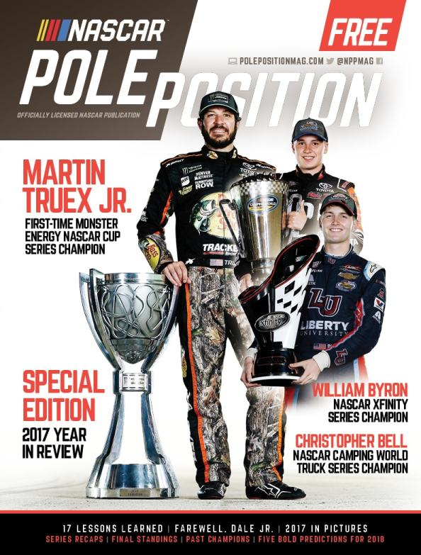 NASCAR Pole Position 2017 Year in Review