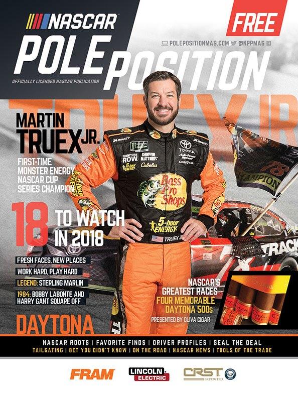 Subscribe to NASCAR Pole Position Magazine | NASCAR Pole