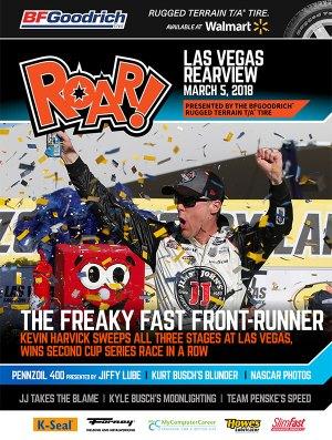 ROAR! Las Vegas Rearview March 2018