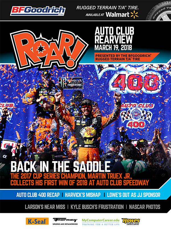 ROAR! Auto Club Race Weekend Review March 2018