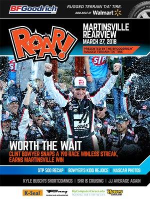 ROAR Martinsville Rearview March 2018