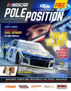 NASCAR Pole Position Charlotte May 2018