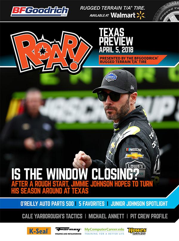 ROAR Texas Preview April 2018