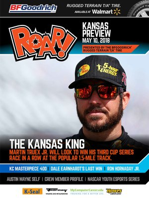ROAR Kansas Preview May 2018