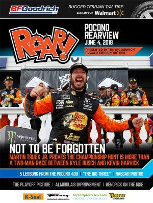 ROAR Pocono Rearview June 2018
