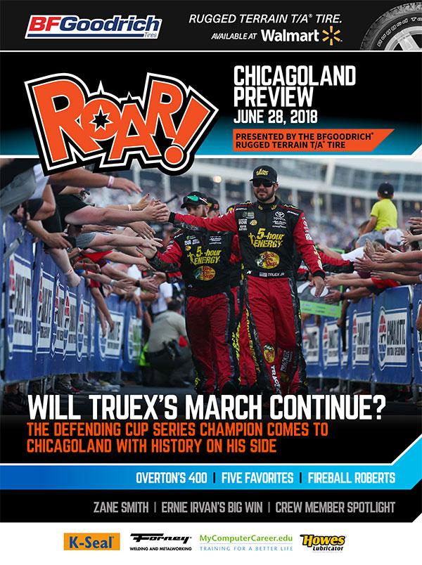 ROAR! Chicagoland Race Weekend Preview June 2018