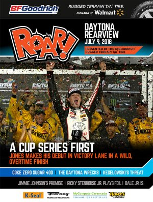 ROAR Daytona Rearview July 2018