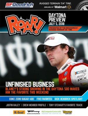 ROAR Daytona Preview July 2018
