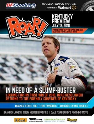 ROAR Kentucky Preview July 2018