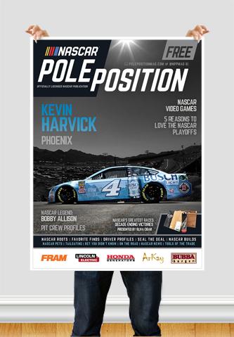 NASCAR Pole Position Phoenix November 2018
