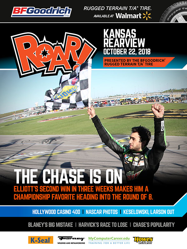 ROAR Kansas Rearview October 2018