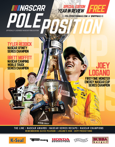 NASCAR Pole Position Year in Review 2018