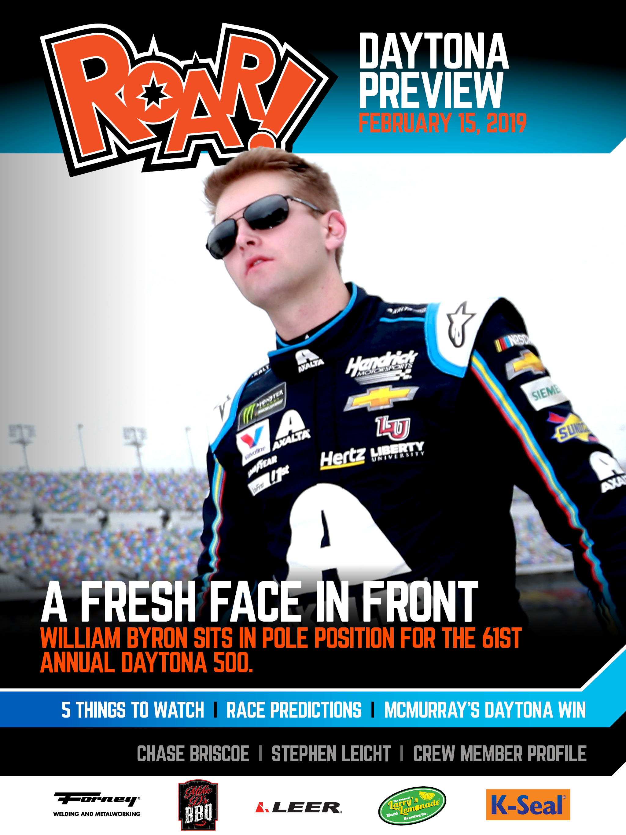 ROAR Daytona Preview February 2019