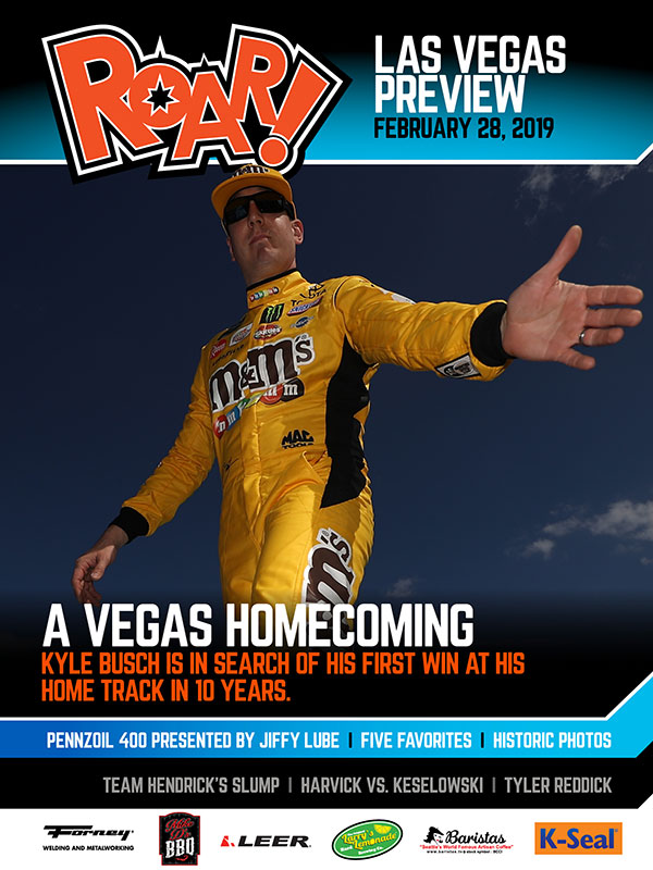 ROAR Las Vegas Preview February 2019
