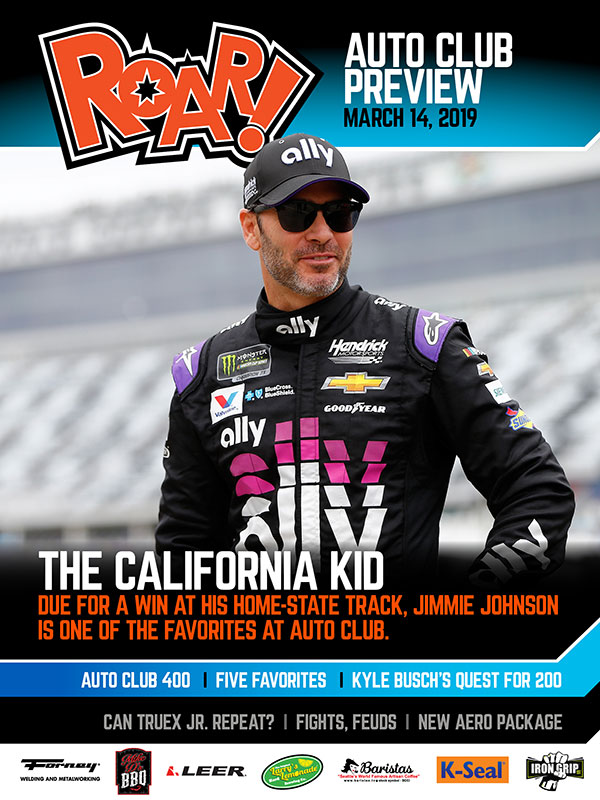 ROAR Auto Club Preview March 2019